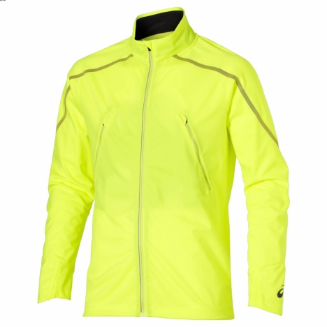 ASICS Lite-Show Winter Jacket safety yellow für Herren