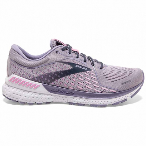 BROOKS ADRENALINE GTS iris/lilac scachet/ombre blue for...