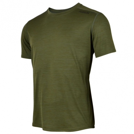 FUSION MENS C3 T-Shirt green for men