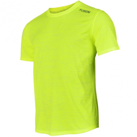 FUSION MENS C3 T-Shirt yellow for men