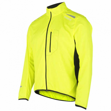 FUSION MENS S1 RUN Jacke yellow/black für Herren