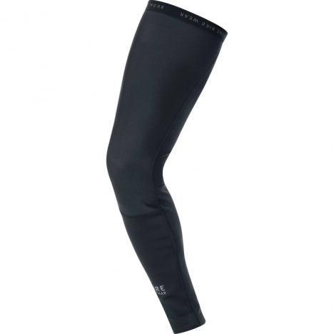 GORE BIKE UNIVERSAL WINDSTOPPER SO Leg Warmers black