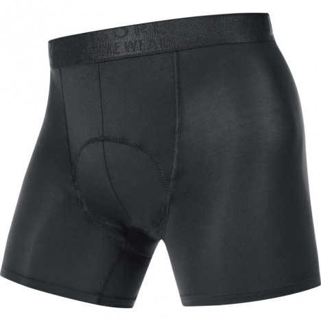 GORE Bike BASE LAYER Boxer Shorts+ black für Herren