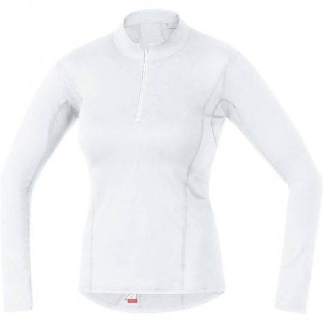 GORE Bike BASE LAYER LADY Turtleneck white für Damen