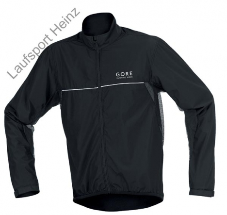 GORE Running AIR III Jacket  Windstopper® black for men