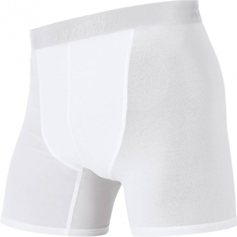 GORE Running ESSENTIAL BASE LAYER Boxer Shorts white für Herren