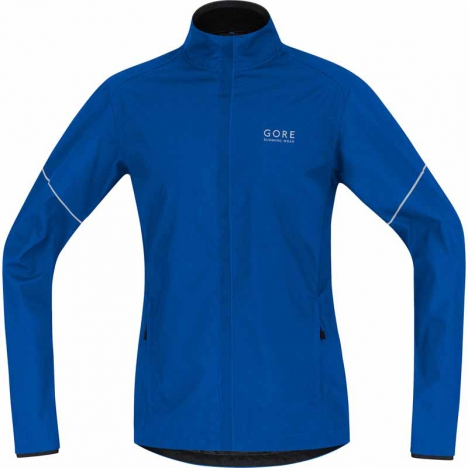 GORE Running ESSENTIAL AS Partial Jacket brilliant blue...
