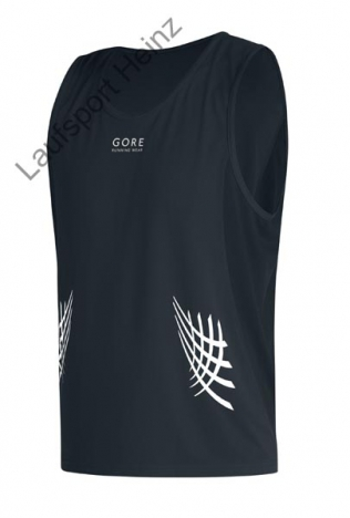 GORE Running EVOLUTION Singlet black for men