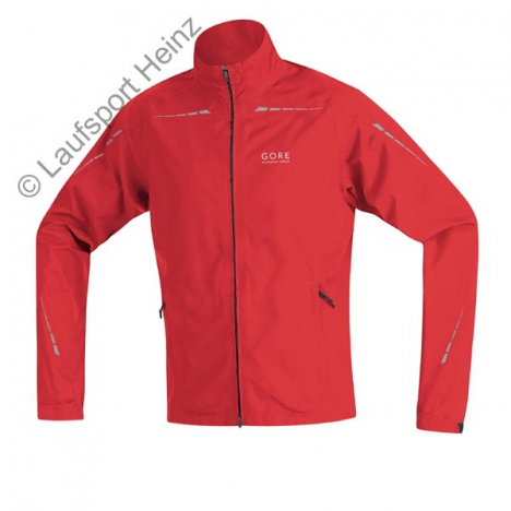 GORE Running MYTHOS Jacket GORE-TEX® red für Herren S
