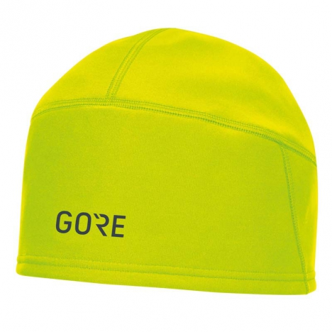 GORE® M GORE® WINDSTOPPER® Beanie neon yellow one size