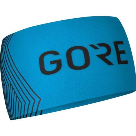 GORE® M Opti Stirnband dynamic cyan/black one size