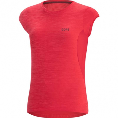 GORE® R3 Shirt hibiscus pink for women