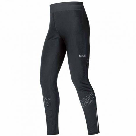 GORE® R5 GORE® WINDSTOPPER® Tights black für Herren