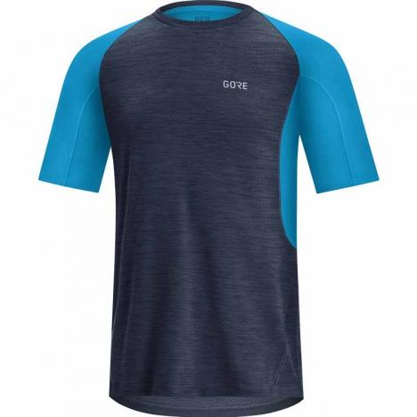 GORE® R5 Shirt orbit blue/dynamic cyan für Herren