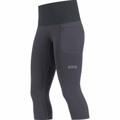 GORE® R5 Women 3/4 Tights terra grey/black for women