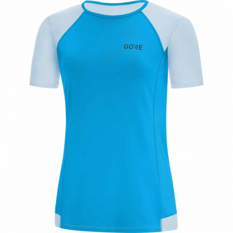GORE® R5 Women Shirt dynamic cyan/ciel blue für Damen
