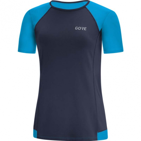 GORE® R5 Women Shirt orbit blue/dynamic cyan for women
