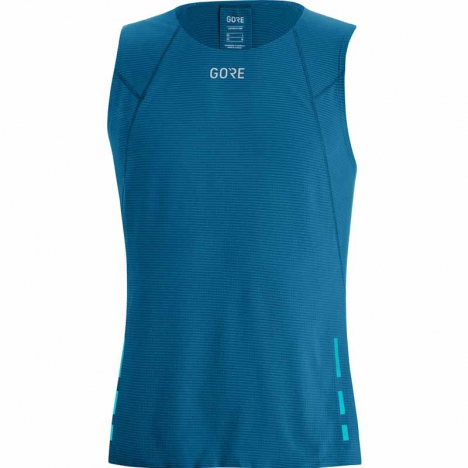 GORE® Wear Contest Singlet sphere/blue