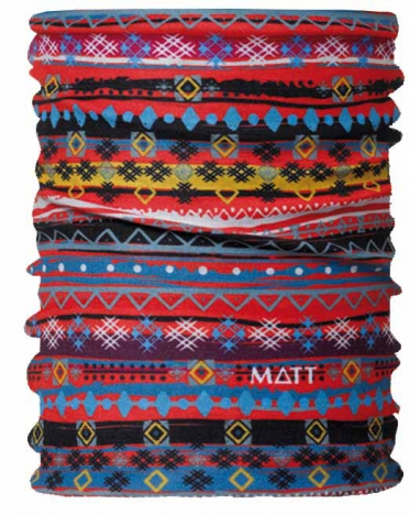 Matt Premium Scarf Tribands