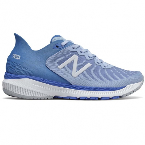 New Balance 860 frost blue with faded cobalt für Damen