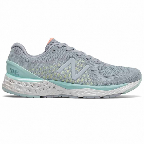 New Balance 880 light slate with bali blue for women