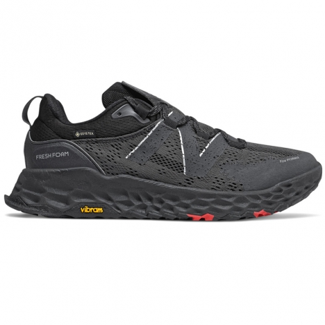 New Balance Fresh Foam Hierro black GTX for men