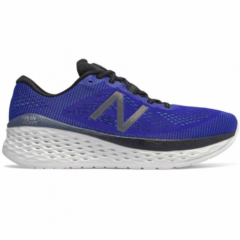 New Balance Fresh Foam More lb bright/blue for men