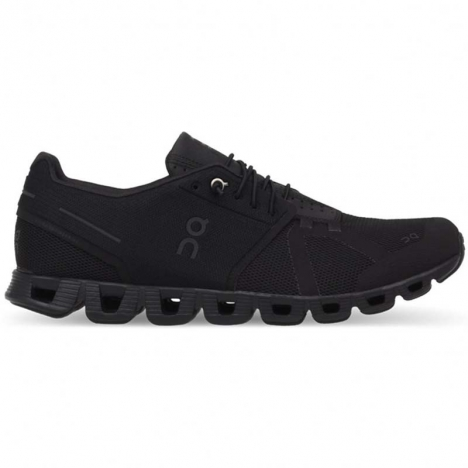 ON CLOUD all black for men