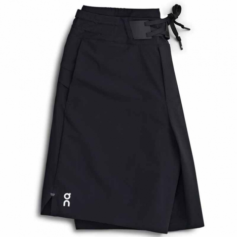 ON Running Hybrid Shorts black