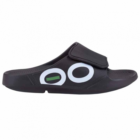 OOFOS OOAHH Sport Flex black/graphite for women and men