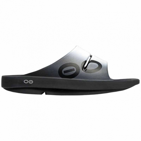 OOFOS OOAHH Sport gray/white for women and men