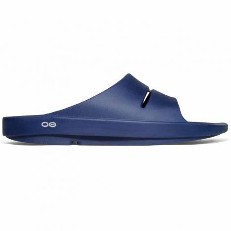 OOFOS Ooahh navy for women and men