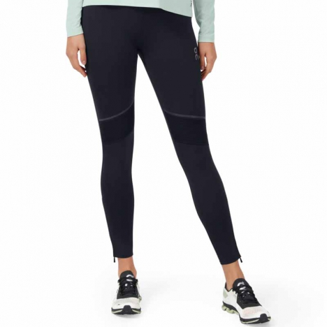 On Running Tights Long black für Damen