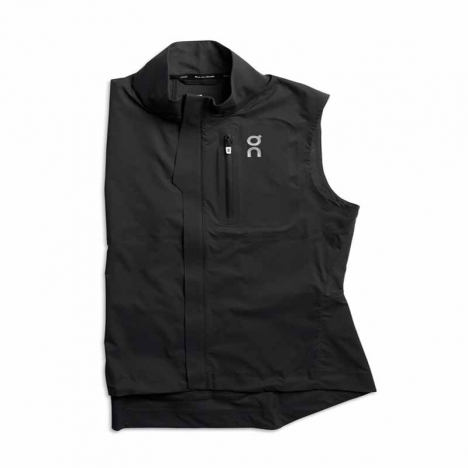 On Running Weather-Vest black for women