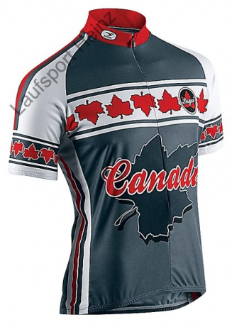 SUGOI Canada Jersey smoke for men