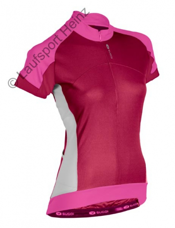 SUGOI Evolution Jersey cherry für Damen