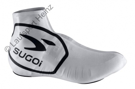 SUGOI Icon Shoe Cover white