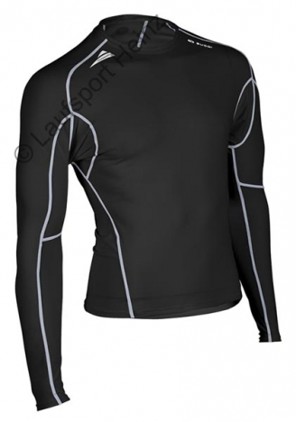 SUGOI Piston 140 L/S (Compression) black für Herren
