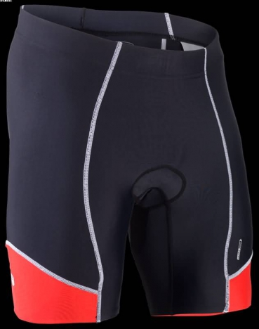 SUGOI RPM Tri Short chili red for men