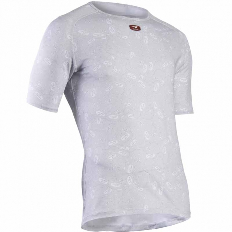 SUGOI RS Base Layer S/S white für Herren