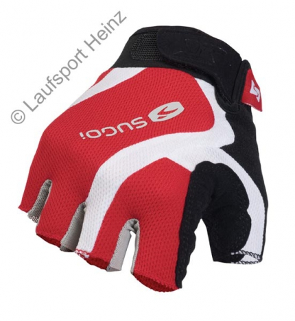 SUGOI RS Glove red