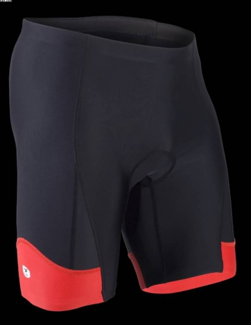 SUGOI RS Tri Short chili red for men