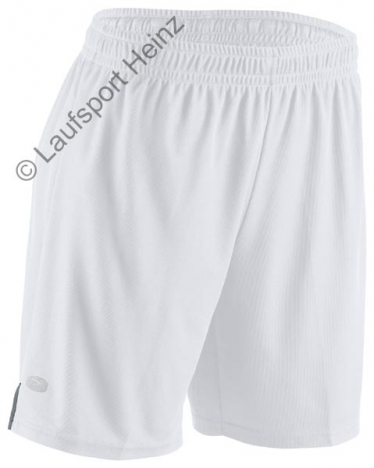 SUGOI Ready Short white/gunmetal for women