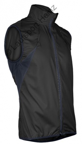 SUGOI Shift Vest black/gunmetal for men