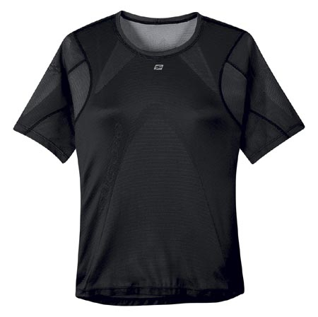 SUGOI Tactic T black for women
