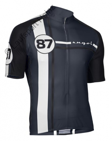 SUGOI Track Jersey gunmetal for men